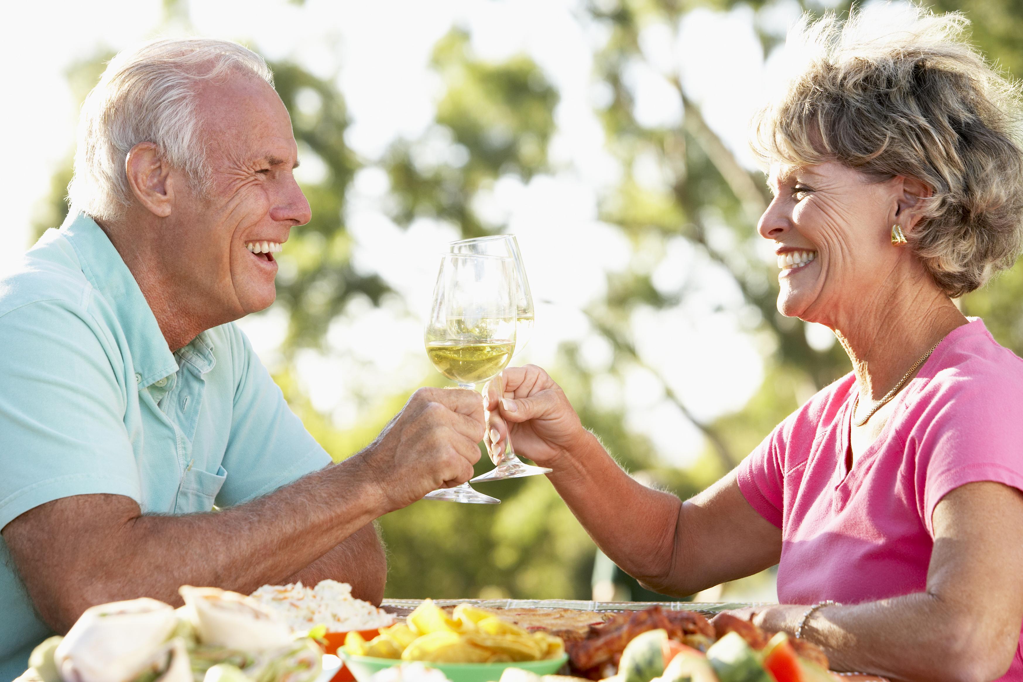 Gezond oud worden steeds dichterbij