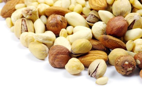 Lekker en erg gezond: noten!