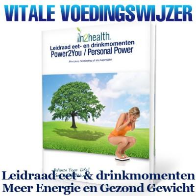 Vitale-Voedingswijzer